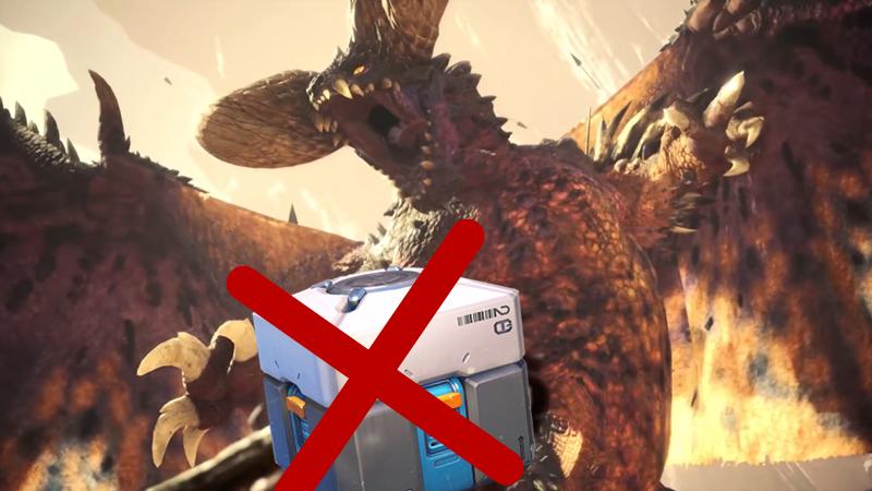 """《怪物獵人:世界》將不包含""""開箱內購""""要素  辻本良三:""""靠這個賺錢沒意義"""""""