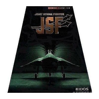 即使当时JSF还没有确定,有关的模拟游戏也被制作了,在Eidos之前DID甚至做出了模拟最新战斗机F-22的游戏