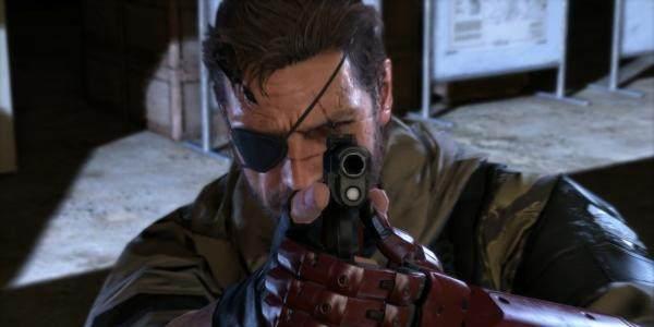 合金装备5:幻痛 E3 视频+画面