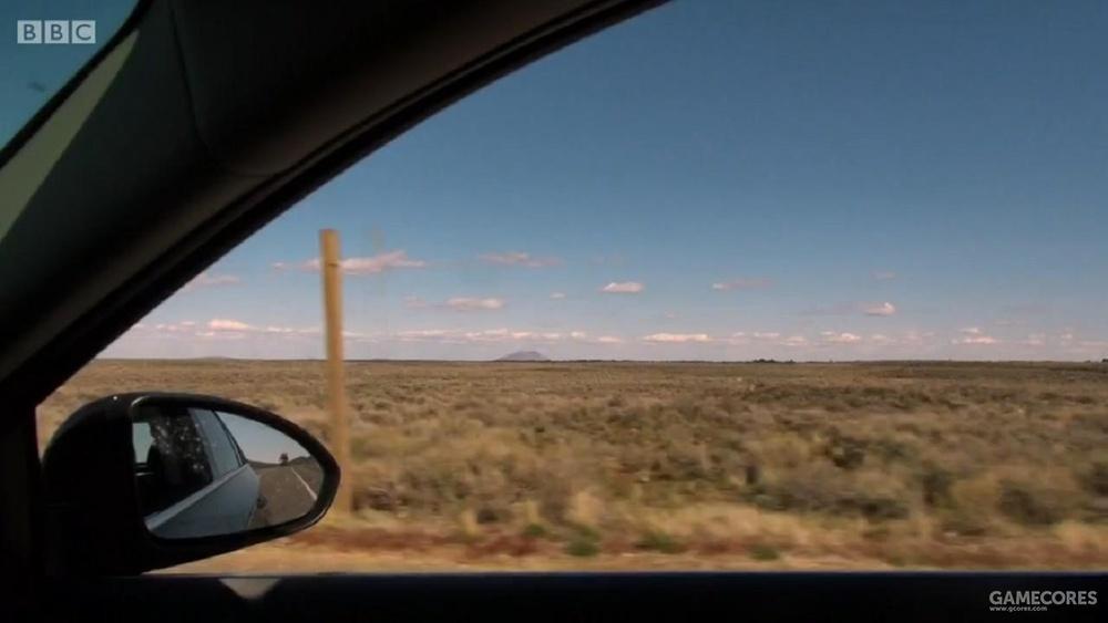 不知地点的沙漠