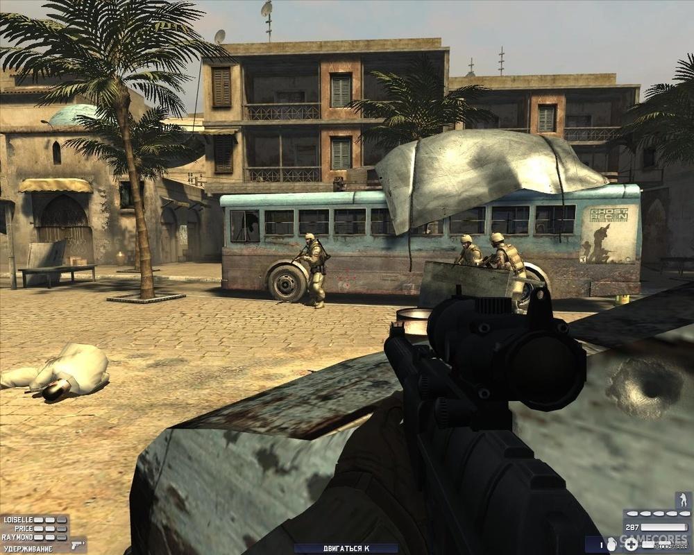 PC玩家玩到的《彩虹六号:禁闭》是这样的……