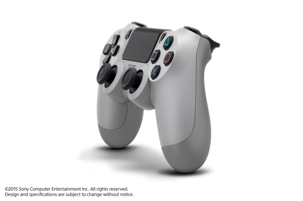 DUALSHOCK®4 无线控制器 20周年纪念版行货售价380元人民币