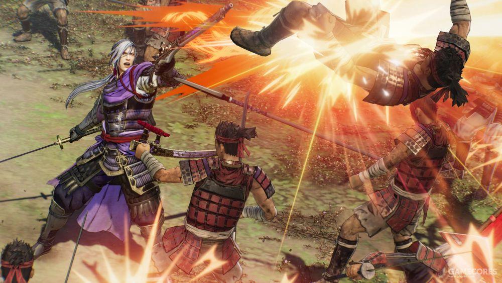 《战国无双5》公布最后4名武将,27名武将已全部公开