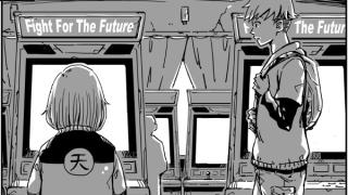 短篇漫画《因为遇见你》-高玩老爸外传