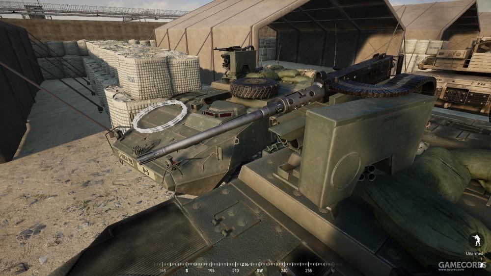 12.7MM 遥控武器站