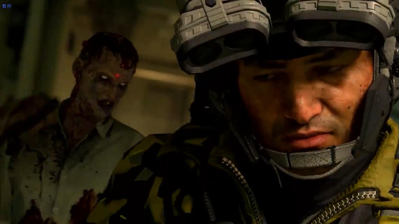 感染模式回归《使命召唤:黑色行动4》,抢先登录 PS4