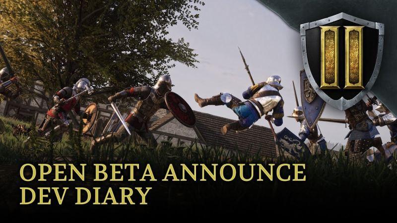 《骑士2》公开测试将于5月27日开启,支持跨平台联机