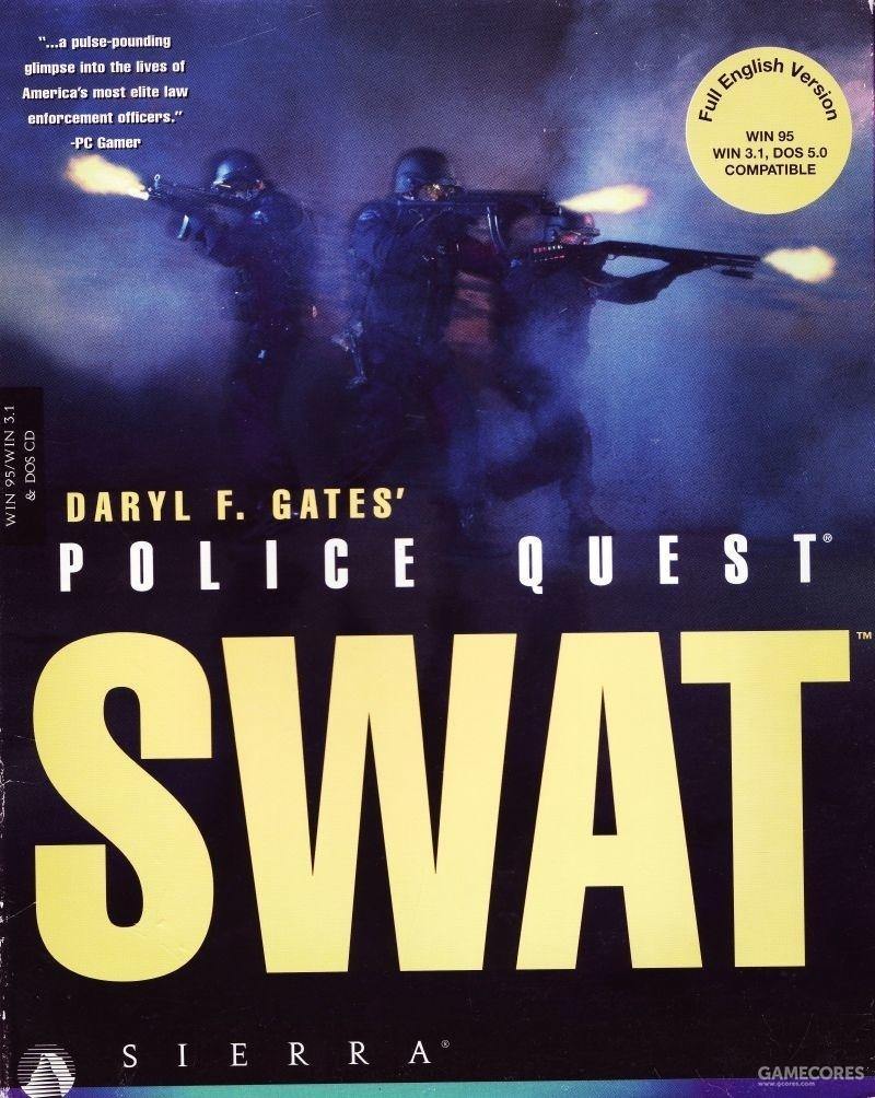 Police Quest SWAT(Sierra,1995)