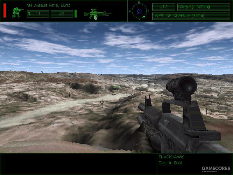 Delta Force游戏画面