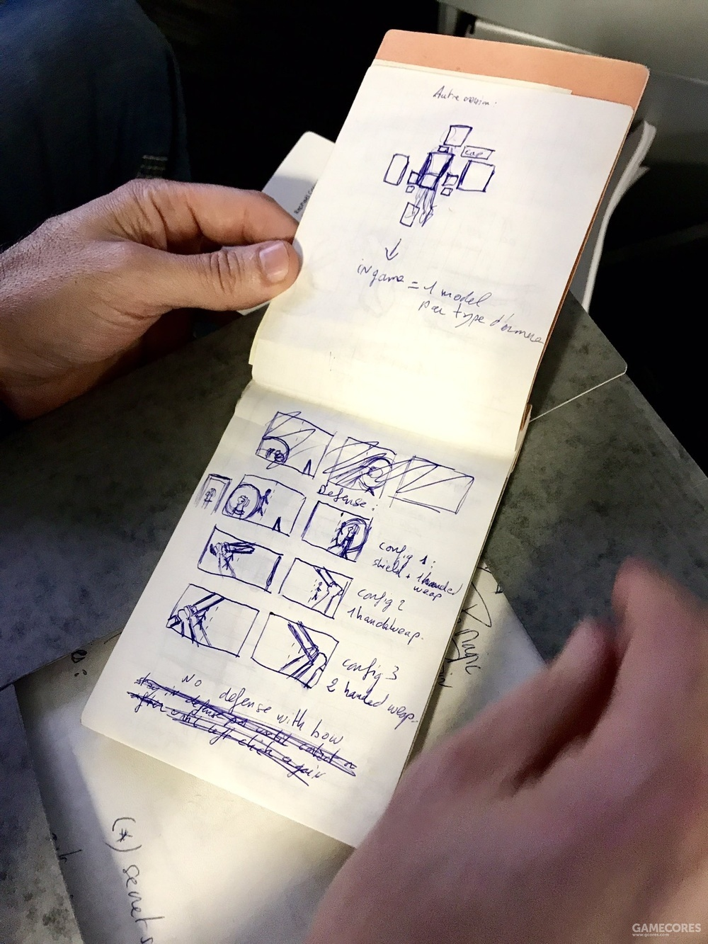 Raf离职时翻出来的Arx设计笔记,又有趣同时又令人唏嘘