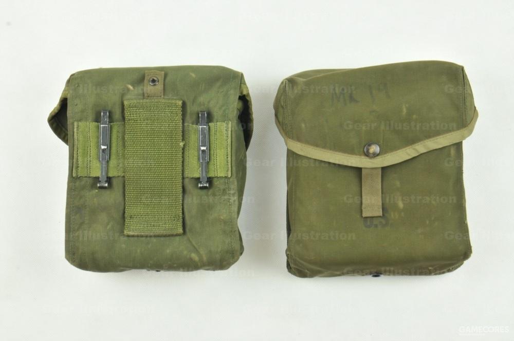 SAW 200发弹链包