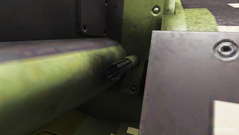 7.62mm共轴机枪