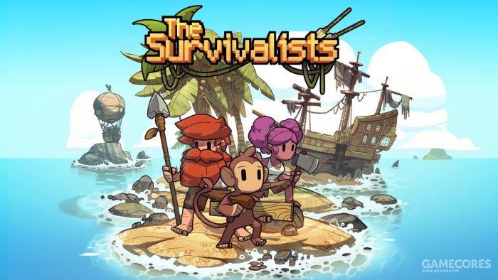 成为受气的猴子奴隶主:《岛屿生存者》不完全体验