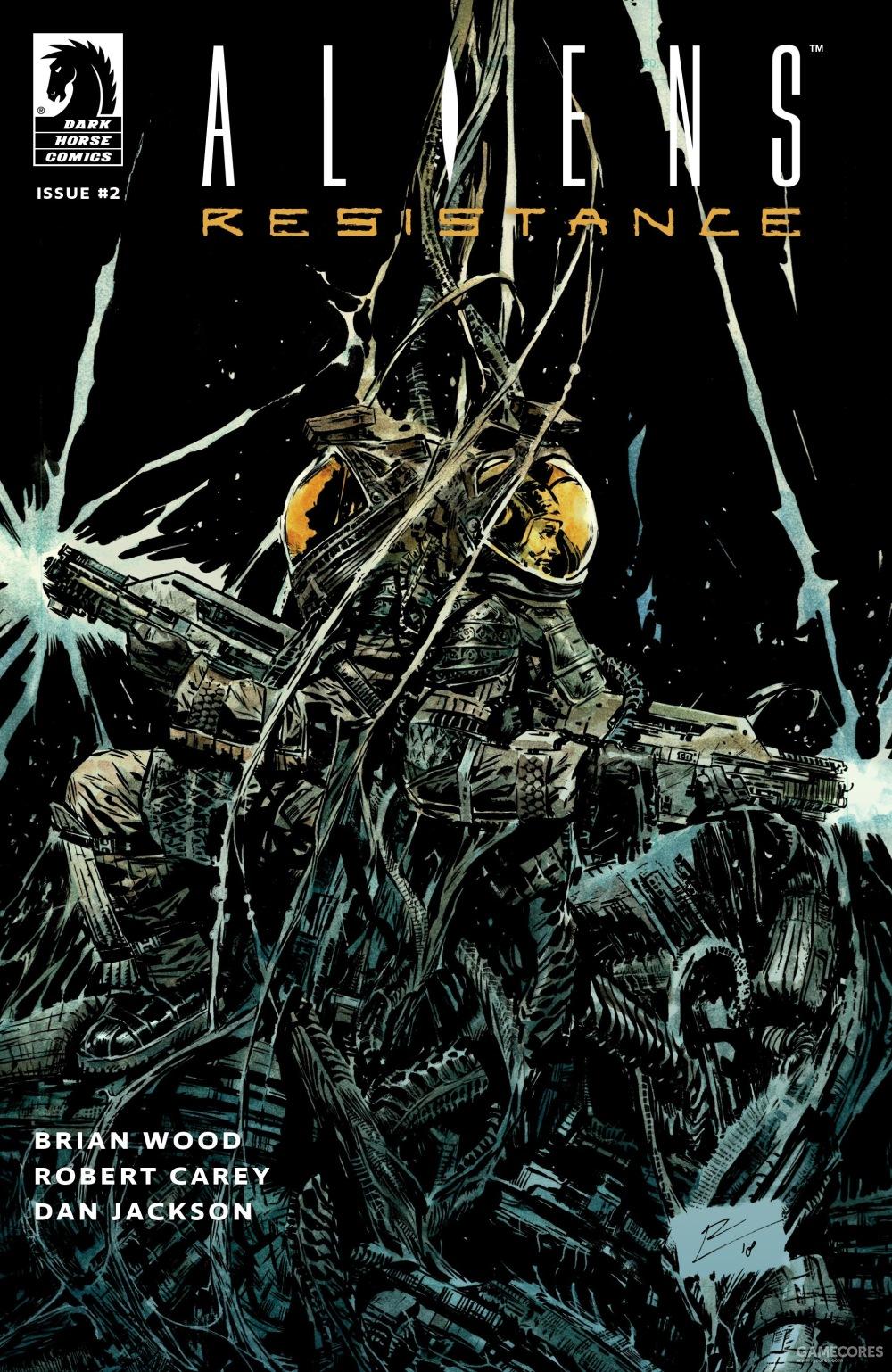 《抵抗》第二期的标准封面