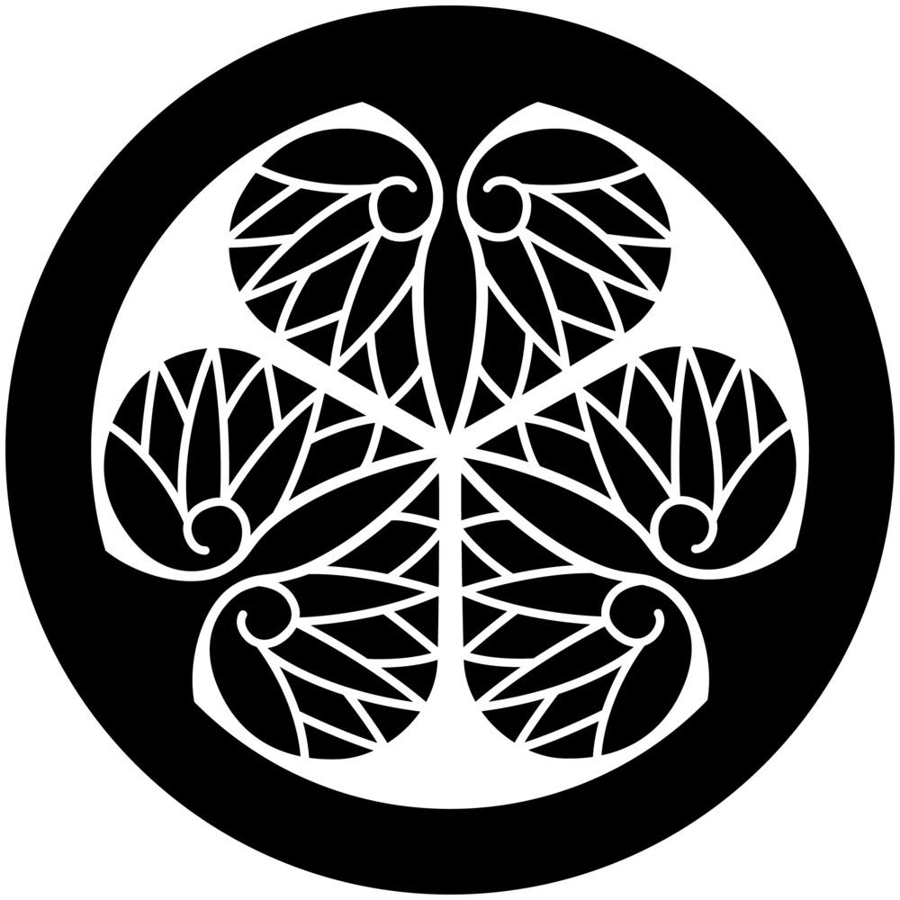 德川家康的家纹——三叶葵