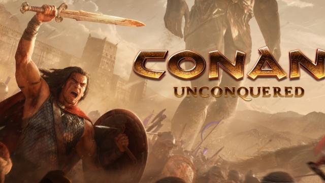 生存 RTS《流放者柯南:不可征服》游戏实机演示视频公布