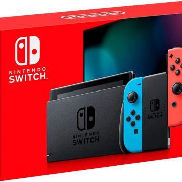 点赞+分享,即有机会获得1台 Nintendo Switch