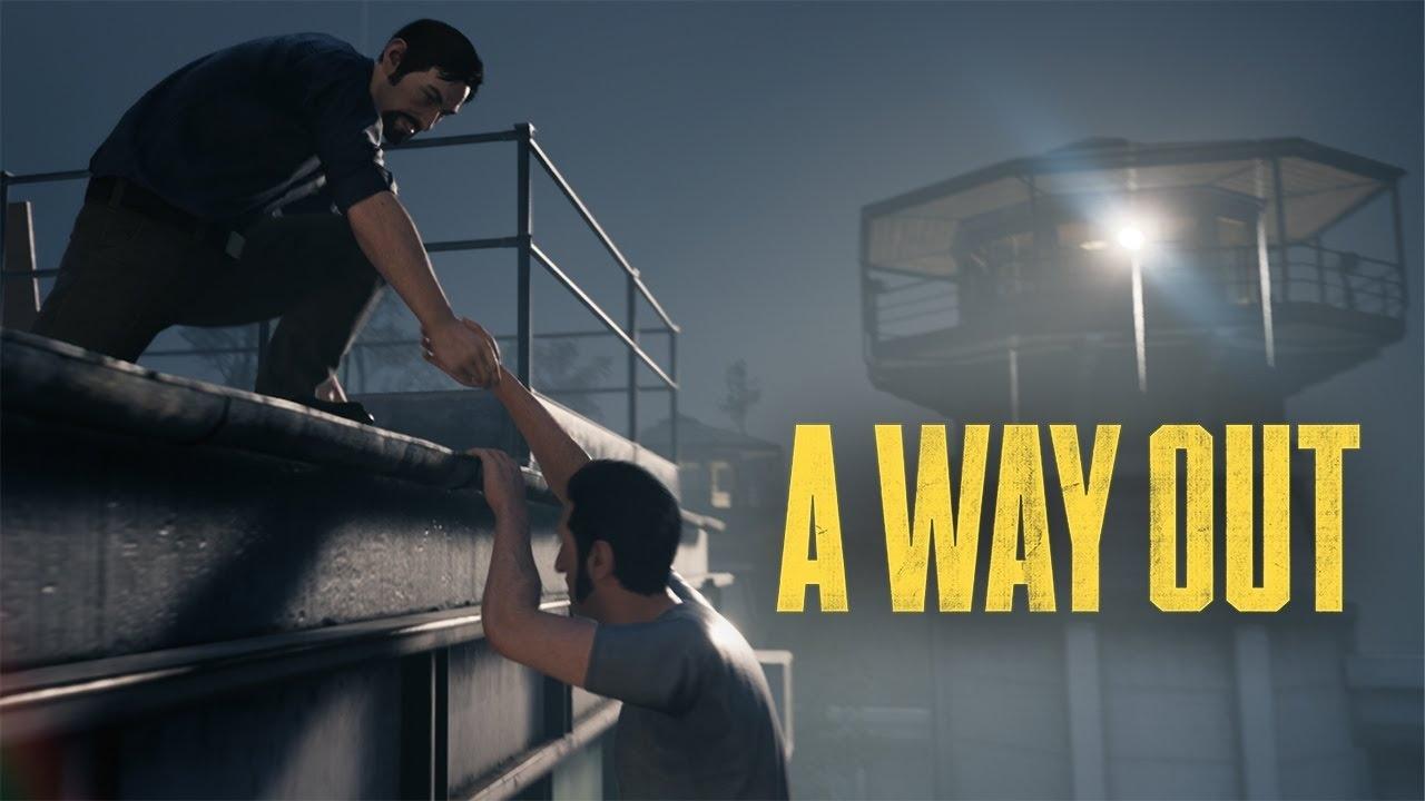 雙人合作逃生遊戲《逃出生天》(A Way Out)放出最終上市預告