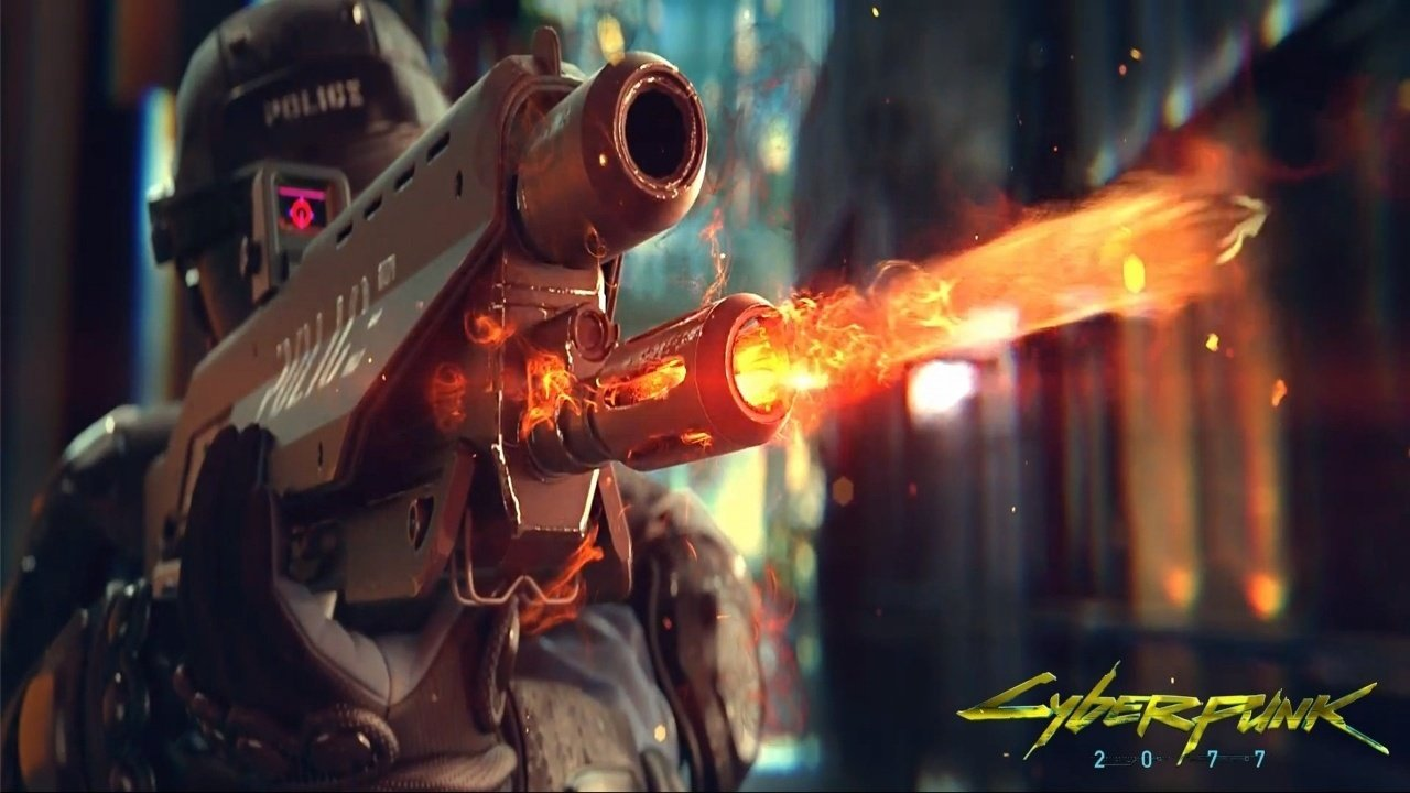 开发者:《赛博朋克2077》将有极其丰富的武器选择