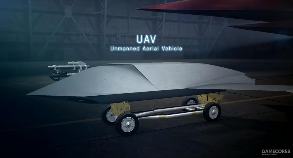 Raven可以挂载的UAV