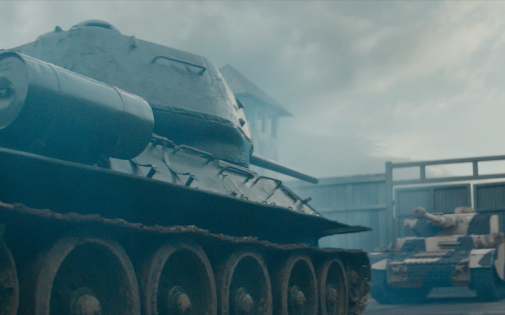 俄罗斯二战题材电影《T-34》确认将引进内地院线