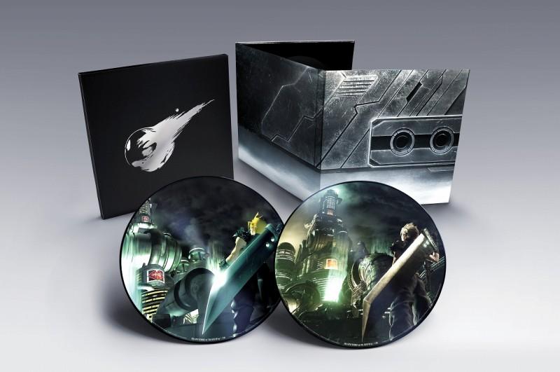 值得收藏!黑胶唱片《最终幻想7 重制版》&《最终幻想7》原声专辑详情公开