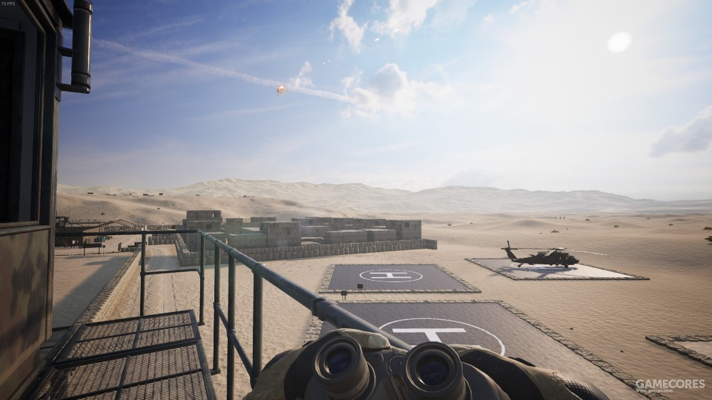 A-10 机炮攻击