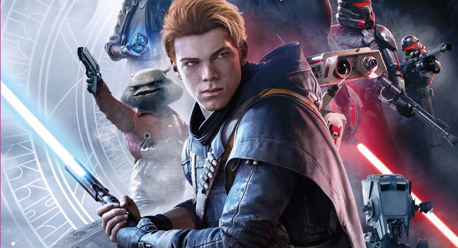 《星球大战 绝地:陨落的武士团》更新次世代主机版本,XSX、XSS、PS5 均可免费升级
