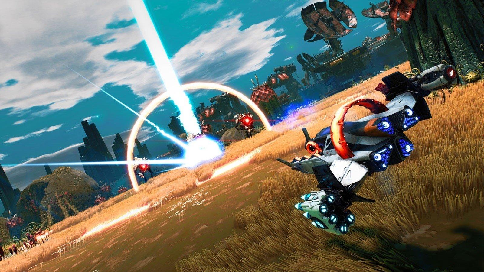 虚拟和现实的结合!《星链 阿特拉斯之战》将于10月16日发售