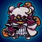 甜点猫头鹰
