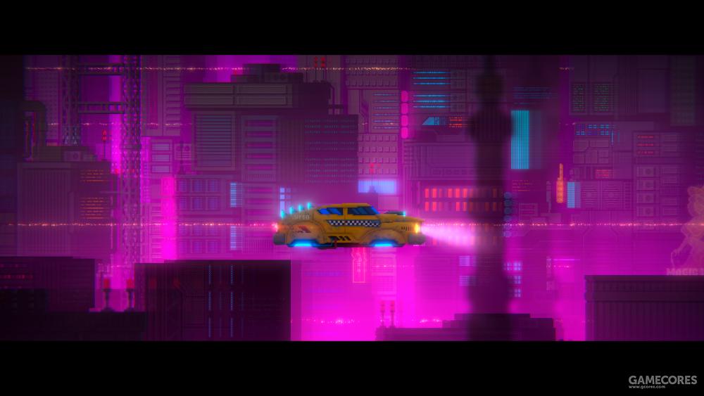 浮空Taxi
