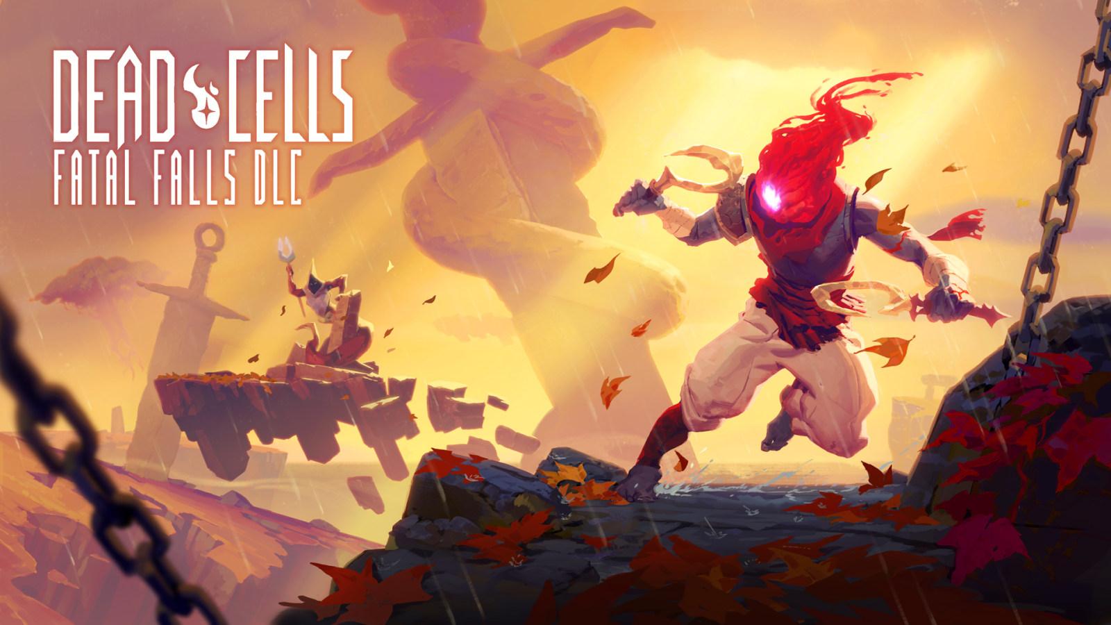 """《死亡细胞》DLC""""致命坠落""""现已发售,官方发布动画短片"""