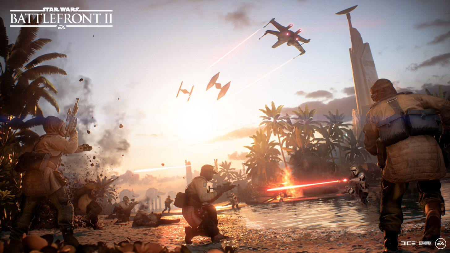 DICE:《星球大战:前线2》更新将止于4月,新《战地》定于2021发售