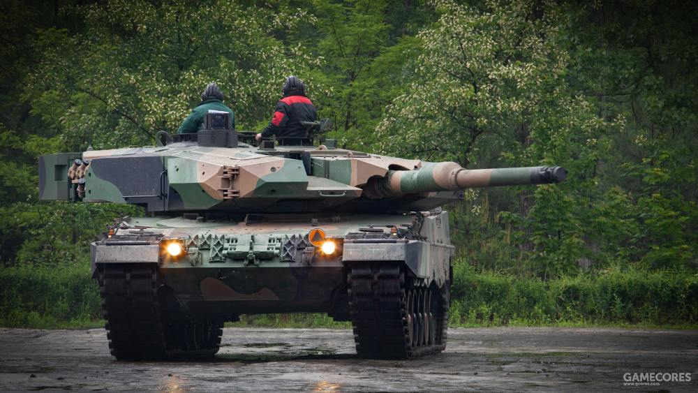 波兰的豹2PL