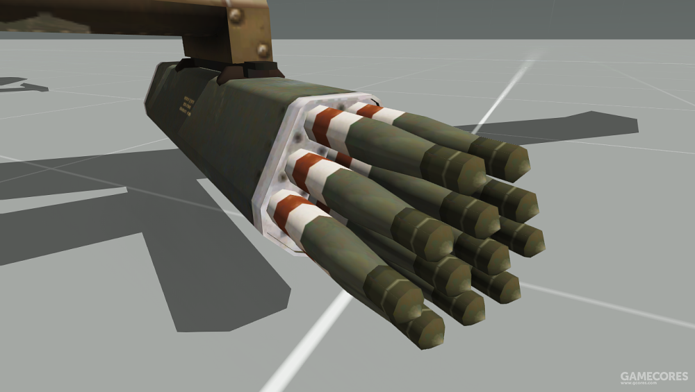 Po-30也能发射火箭弹