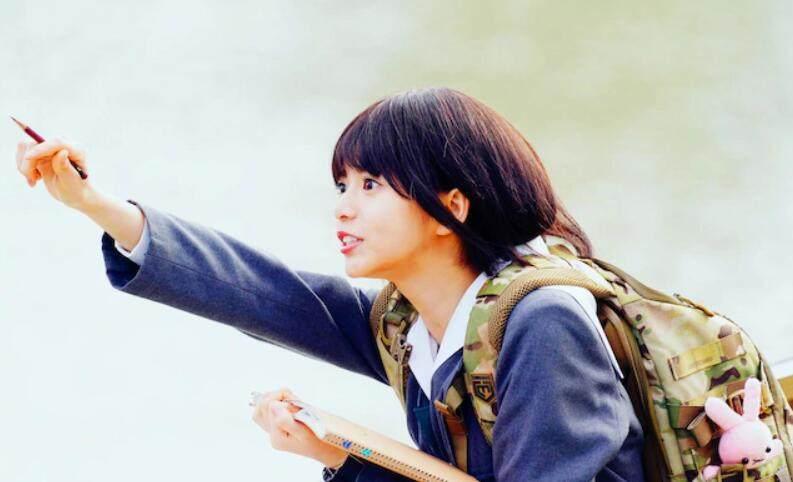真人电影《别对映像研出手!》海报公布,日本5月15日上映