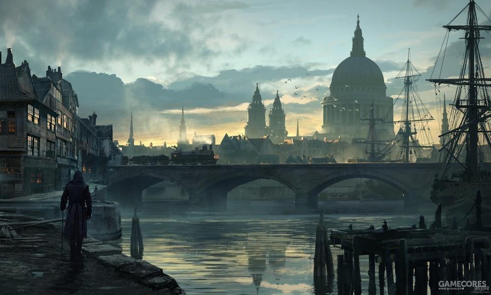 《枭雄》中所描绘的维多利亚时期的伦敦
