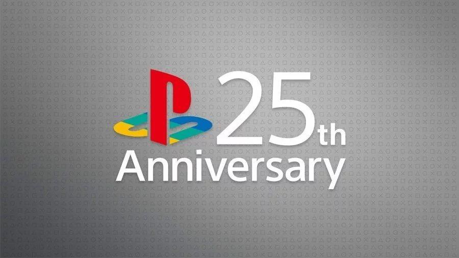 庆祝PlayStation 25周年:索尼将举行庆祝活动
