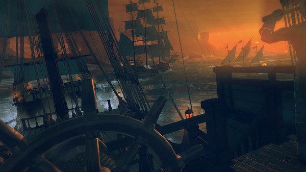 航海游戏《Tempest》更新简体中文