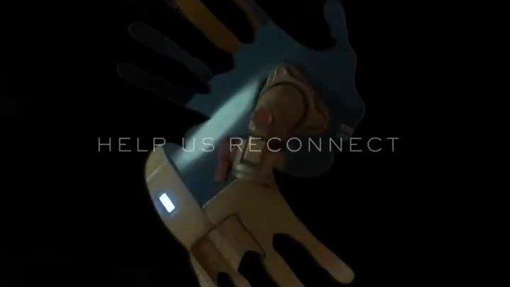 """小岛秀夫继续发布《死亡搁浅》预告视频:""""HELP US RECONNECT"""""""
