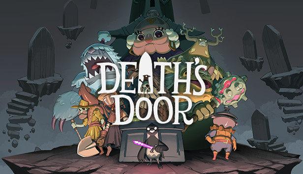 点赞+分享,即有机会获得Steam平台《Death Door》激活码
