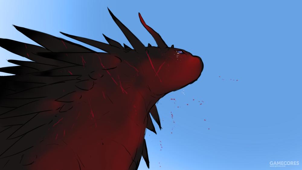 怪兽:次登场 受伤