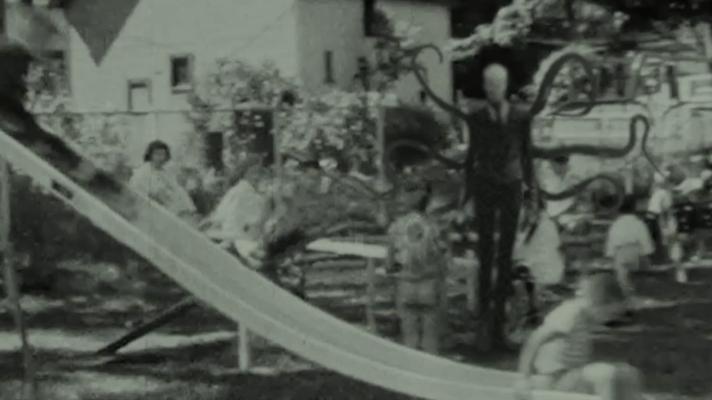 索尼影业公布恐怖电影《Slender Man》二版预告片