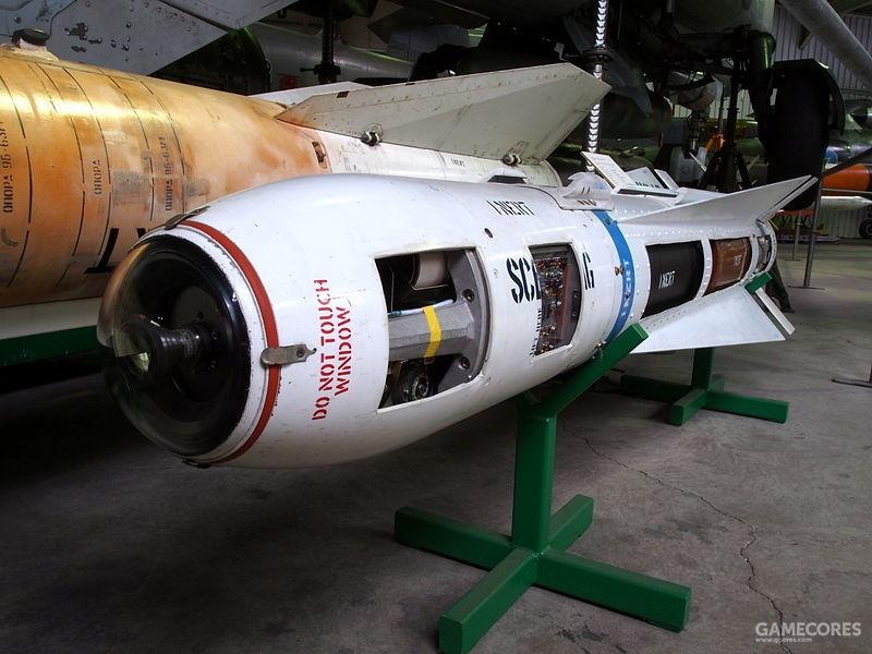 """AGM-65B""""小牛""""空对地导弹"""