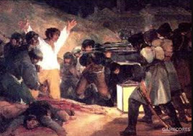 1993年Lorenzo Zampirollo为纪念此运动所作油画