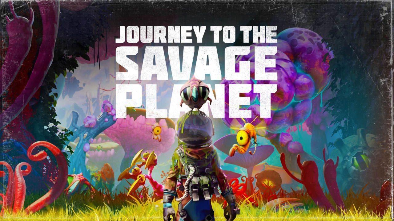 欢声笑语探索异星,《Journey to the Savage Planet》预告片公布