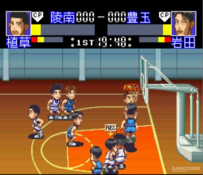 丰玉算是《灌篮高手》里经常被粉丝忽略的球队