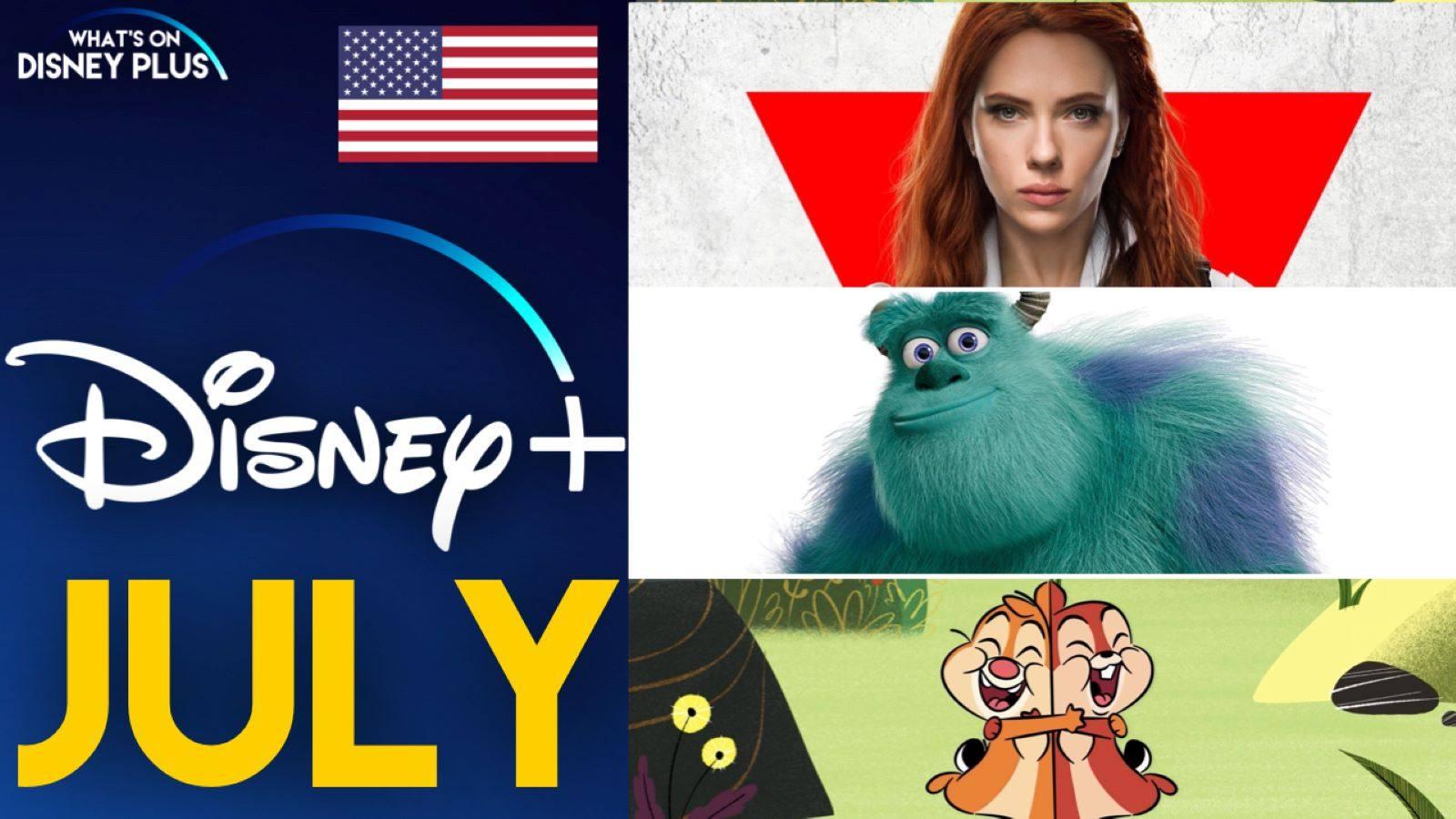 暑期来袭!Disney+ 发布7月导览预告