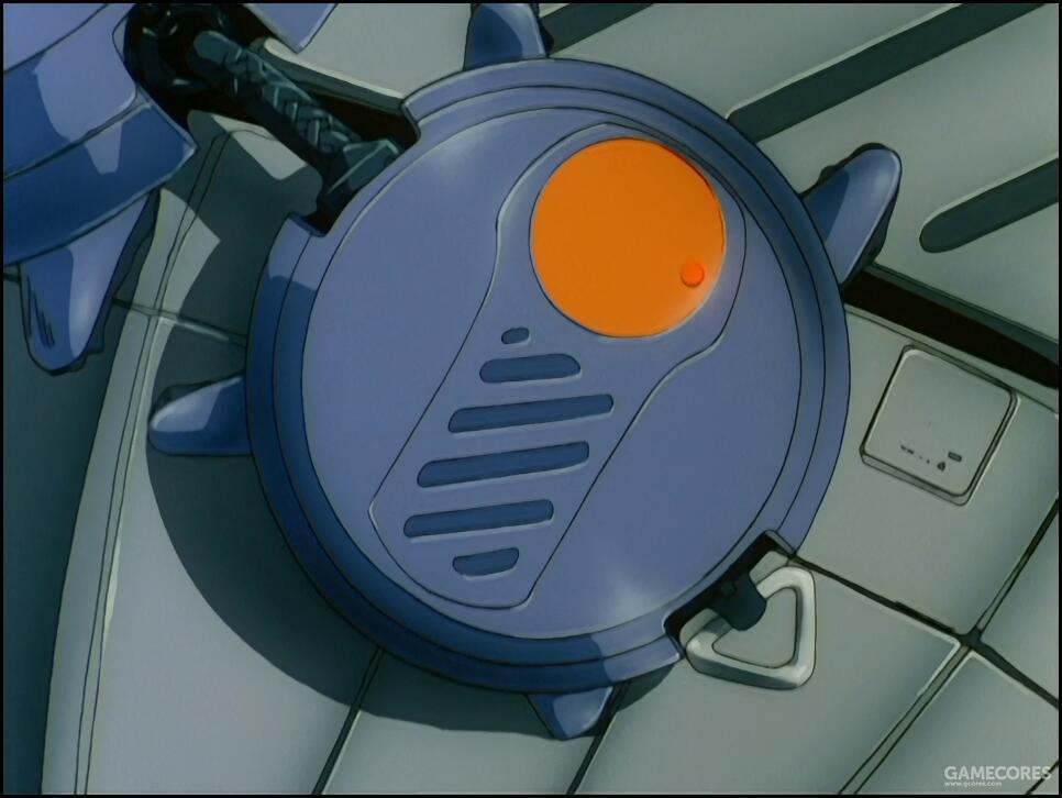 链雷实际上是一种将多个吉翁军MS常用的磁性爆破雷链接为链状的爆破装置。缠上目标后可以根据设置一齐引爆或逐个引爆。