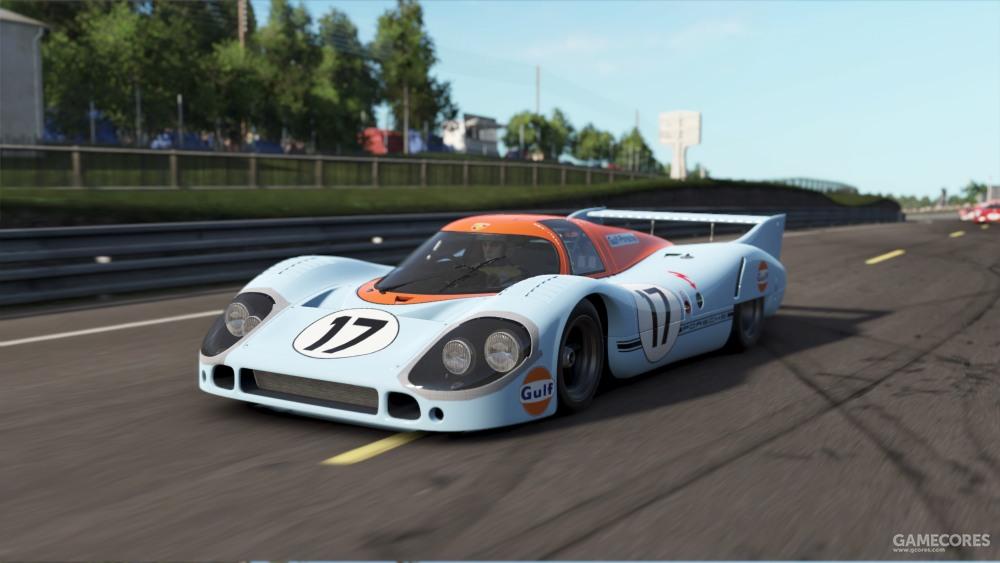 保时捷917 LH(赛车计划2)
